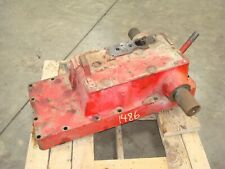 1979 International Ih 1486 Tractor 3pt Hydraulic Lift Cover Assembly