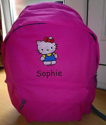 Amabile Personalizzati Scuola Palestra / Sport / Danza / Zaino Zaino-ce/rucksack Backpack It-it Mostra Il Titolo Originale Adatto Per Uomini, Donne E Bambini