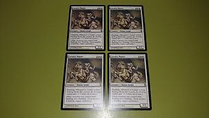 Cavalry-Master-x4-Time-Spiral-Magic-the-Gathering-MTG-4x-Playset