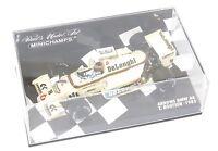 1/43 Delonghi Arrows Bmw A8 1985 Season T.boutsen