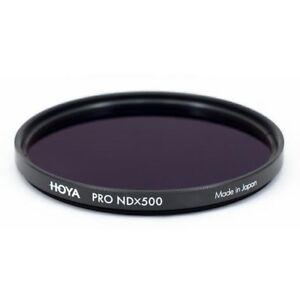 Hoya 77mm Pro ND500 Filter (9 Stops)