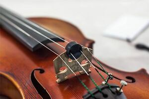 High-Quality-New-Lightweight-Rubber-Acoustic-Violin-Viola-Mute-Free-Shipping
