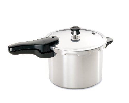 Presto 01264 6-Quart Aluminum Pressure Cooker , New, Free Shipping