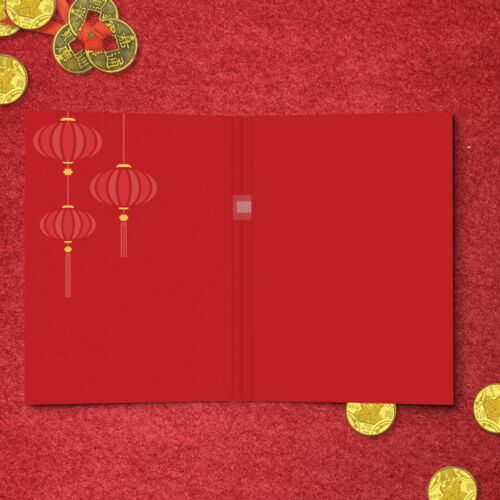 120s Chinese Zodiac New Year Recordable Greeting Card Year Of The Dog 2018 00022