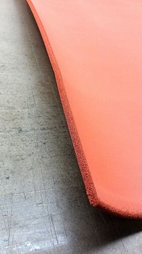 "Silicone Sponge Rubber Sheet  US Medium Dens 1//4/'/' Thk x 12/"" x 12/"" Sq Foot Pad"