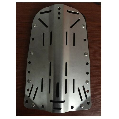 6 Stück Buchschraube aus Edelstahl für Tauchbackpad und BCD-Befestigung