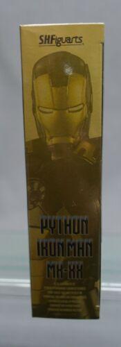 Figuarts Iron Man 3 Iron Man Mk-XX Python Bandai Limited Japan NEW S.H