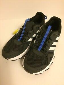 15e1a1571700 Image is loading Adidas-Rockadia-Trail-CM7212-Traxion-Black-White-Running-