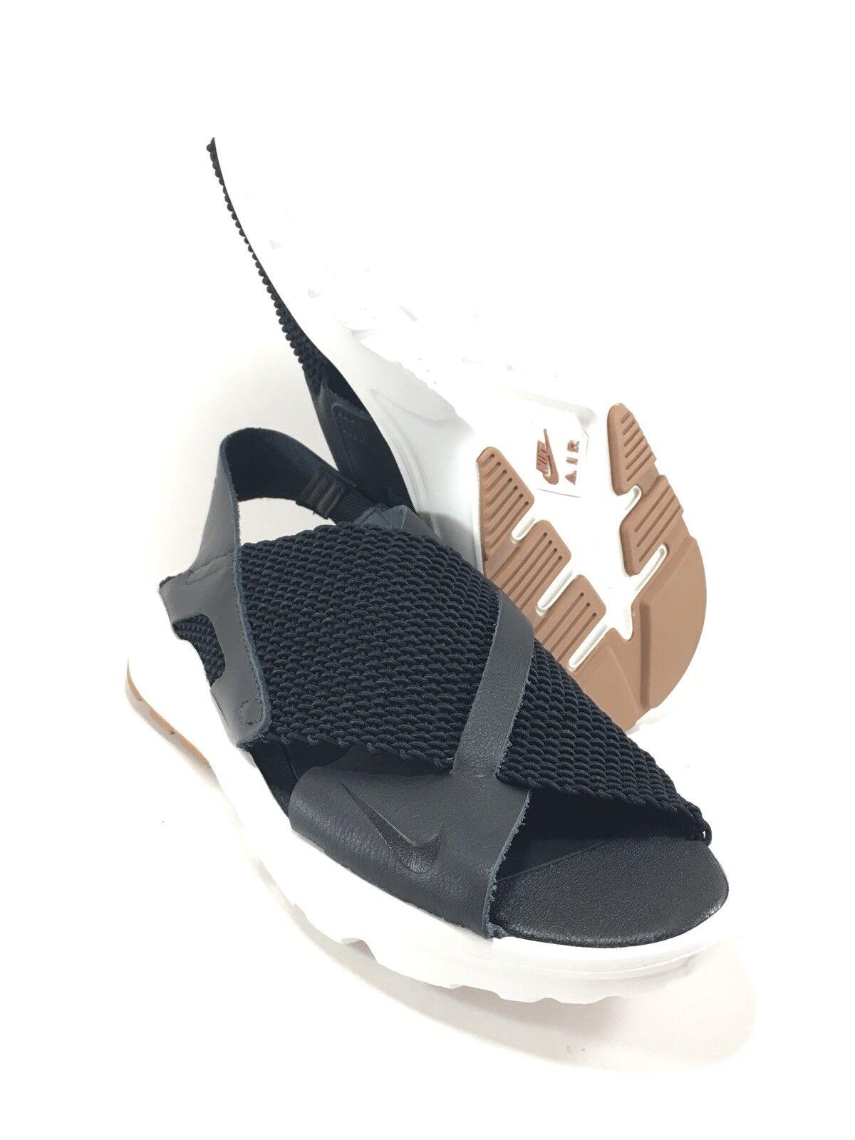 Nike Air Huarach Ultra nero  bianca Slip -On Dimensione 6  Spedizione gratuita per tutti gli ordini