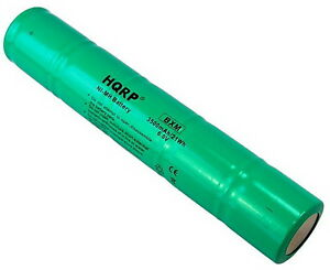 HQRP-3500mAh-Battery-for-Maglite-201701-40070249-ESR4EE3060-ET2600D-ML5000