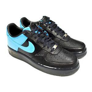 DS Nike Air Force 1 '07 NBA All star Dallas 315122 402 Blue Men's Size 10 Texas