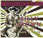 Honky Tonk Heroes: Did We Have a Party [Digipak] by Billy Brown (CD, Nov-2012, Bear Family Records (Germany))