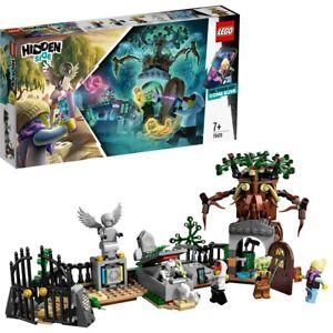 LEGO-Hidden-Side-70420-Graveyard-Mystery-Age-7-335pcs