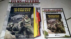 NEUF-SCELLE-DVD-FILMS-DE-GUERRE-LES-MARAUDEURS-ATTAQUENT-FASICULE-OFFERT