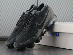 402476d5747f7 NEW Nike Air VaporMax Flyknit Triple Black