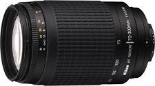 Nikon AF Zoom-Nikkor 70 - 300 mm f/4-5.6G Lens (SMP4)