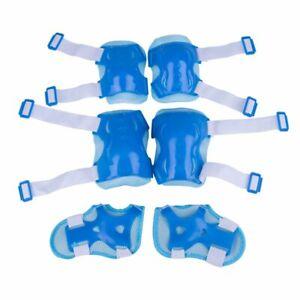 Protezioni-per-bambini-ginocchiere-Gomitiere-Protezioni-per-polsini-per-pa-Y7L6