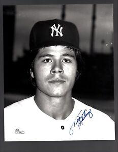 Tippy-Martinez-Signed-Autograph-NY-Yankees-8x10-Photo-JSA-R22981