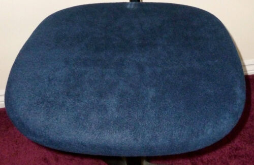 NAVY BLUE Seat Cover for office chair Seat Cover Only