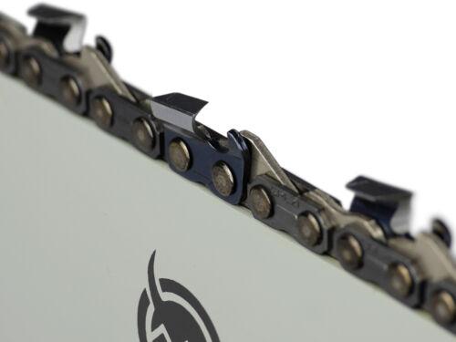 """Sägekette passend für Partner P738 33 cm 325"""" 1,3 mm 56 TG Vollmeißel chain"""