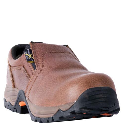 en Mcrae By Slip Boots pour de brun bout on garde Dan à hommes métatarsien Post composite 75f7qr