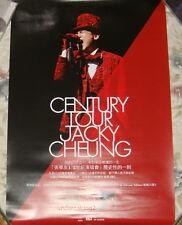 Jacky Cheung 1/2 Century Tour Taiwan Promo Poster