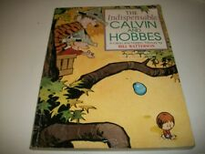 BILL WATTERSON:THE INDISPENSABLE CALVIN AND HOBBES.WARNER BOOKS 1994.IN INGLESE!