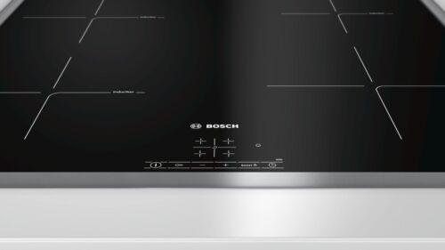 induction cuisson Cadre NEUF Induktionsherd Installation Cuisinière Bosch installation Four