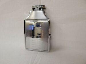 Vintage Ronson Silvertone Lighter Mastercase | 791-3-VONM