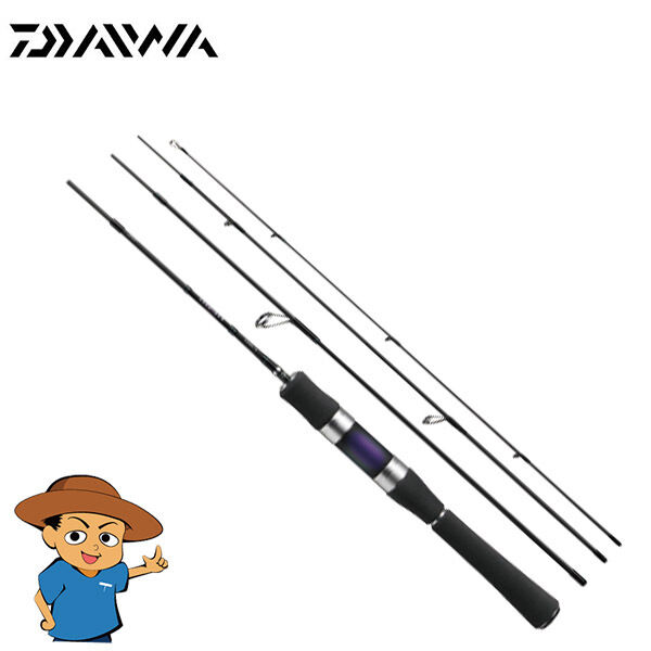 Daiwa AREA BUM 60XUL-4 Extra Ultra Light 6' trout  fishing spinning rod pole  new exclusive high-end