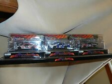 Set of 3 Race Image Die Cast 1:43 Scale Model Cars Sealed #8, 2, 99