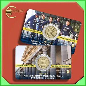 2-Euro-Belgien-Belgium-2017-034-Universitaet-Gent-034-BU-NL-oder-FR-Coincard
