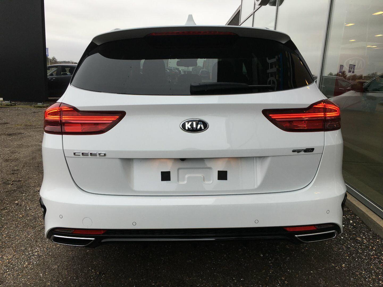 Kia Ceed 1,6 CRDi 136 GT-Line SW DCT - billede 3