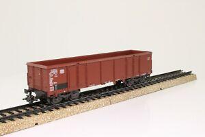 Marklin-4690-h0-alto-bordo-carro-abierto-de-la-vagones-DB-4-achsig