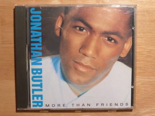 1 von 1 - Jonathan Butler - More than Friends / CD