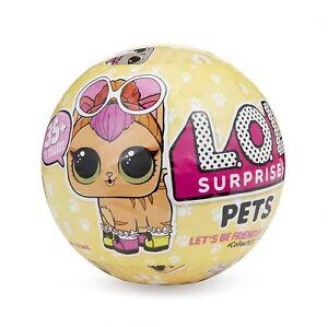 6 x Véritable LOL L.O.L. surprise Pet-Pets Série 3 Poupée-Nouveau & Sealed  </span>