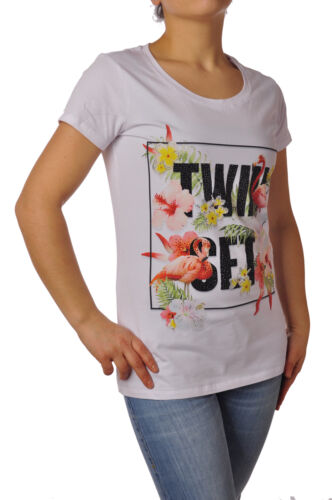 Twin t White Woman Set 5084731g184606 shirts Topwear AxprAz