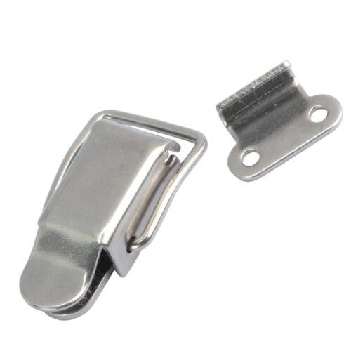 Spannverschluss Kistenverschluss Hebelverschluss Kofferverschluss Edelstahl 47mm