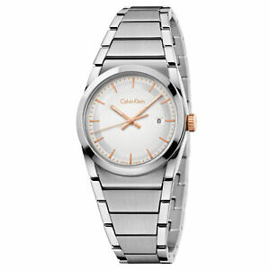 Calvin-Klein-Women-039-s-Quartz-Watch-K6K33B46