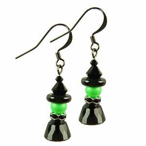 Kit : Halloween Wicked Neon : Earrings