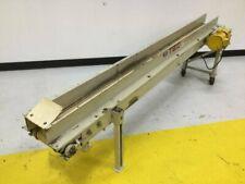 Tec Belt Conveyor H68 Used 93575