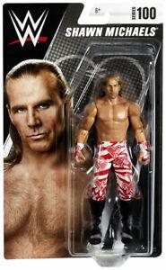 WWE-Mattel-Shawn-Michaels-Series-100-Basic-Chase-Variant-Figure