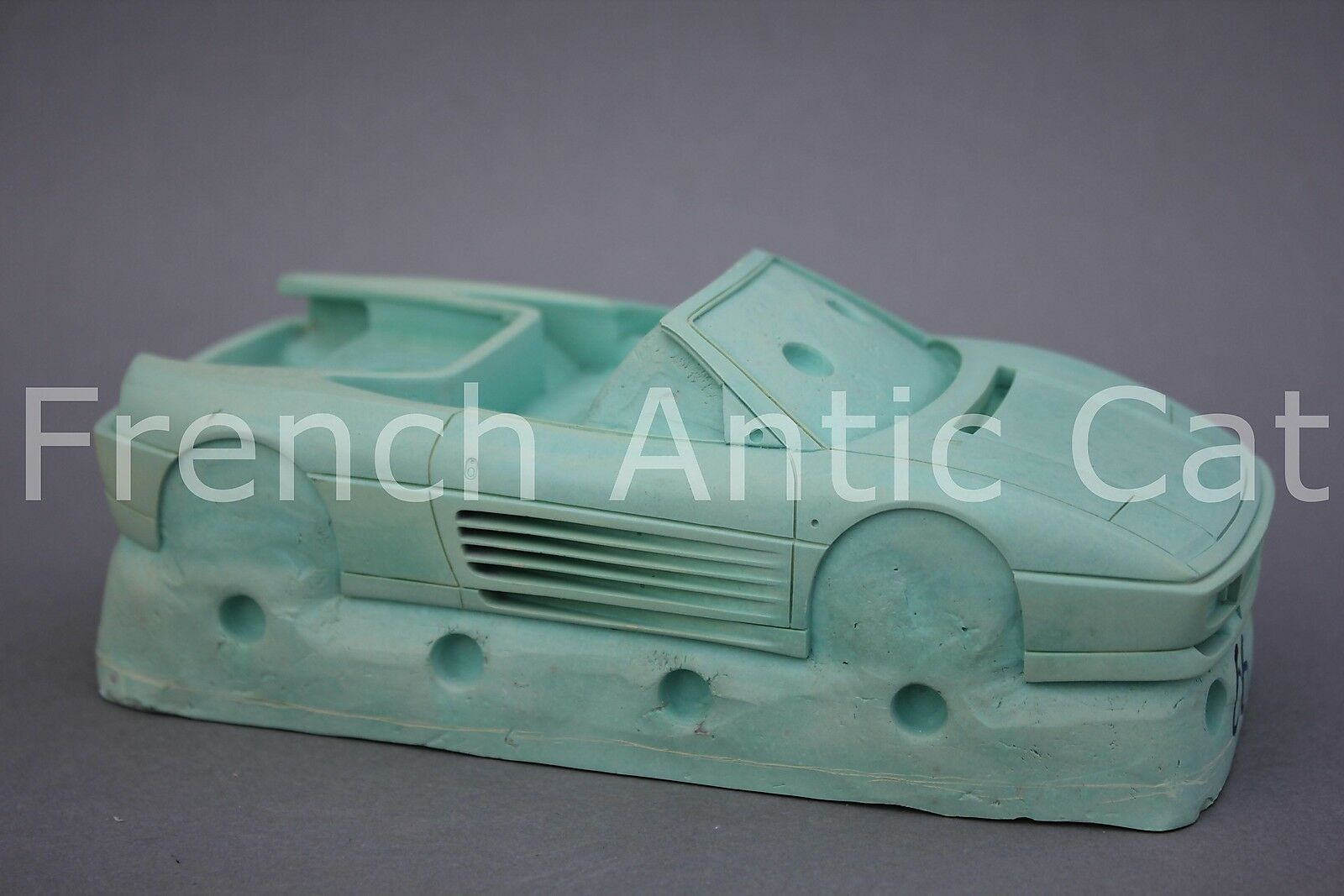 Rare matrice moule résine 1 24 FERRARI 348 Spider Heco Miniature Chateau WB