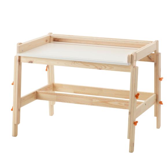 Ikea Flisat Kinderschreibtisch Verstellbar Schreibtisch