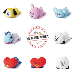 BT21-Character-Soft-Lying-Pillow-Cushion-50cm-7types-Official-K-POP-Authentic-MD