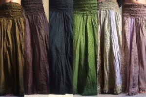 Long-gypsy-hippy-boho-lace-skirt