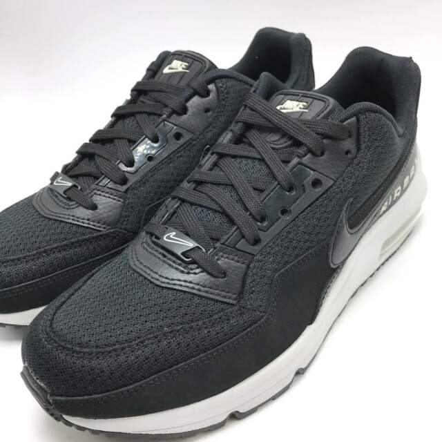 7af0476801 Nike Air Max LTD 3 Prem Men's Running Shoes Black/Black-Pale Grey 695484
