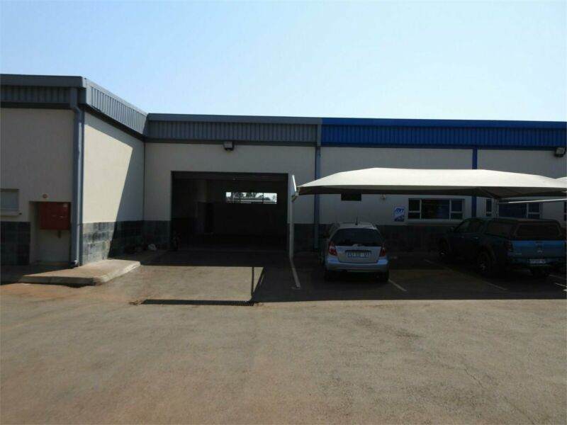 Retail for Rent in Hennopspark Industrial
