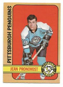 1972-73-O-Pee-Chee-64-Jean-Pronovost-Pittsburgh-Penguins