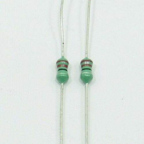 1uH to1mH 1//2W Color Code Inductor Inductance Choke Coil Henry RF Axial 0.5W